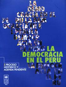 El Estado peruano, la democracia y la g   - Mapa Mental